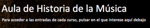 Historia de la musica Pablo Ruibal