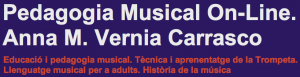 Pedagogia Musical On-Line Anna Vernia