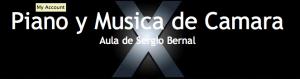 Piano y Música de Cámara Bernal