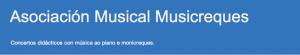 Asociacion musical musicreques